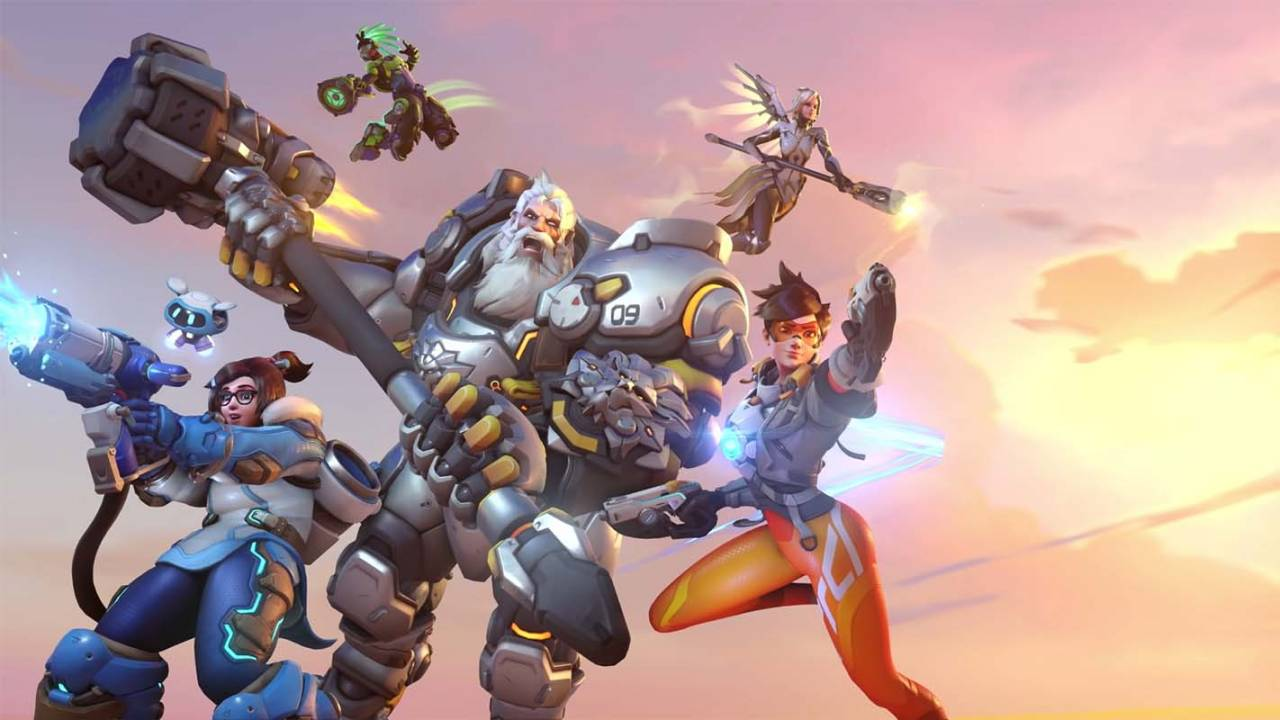 Overwatch Hero Pools test will disable some heroes in competitive games