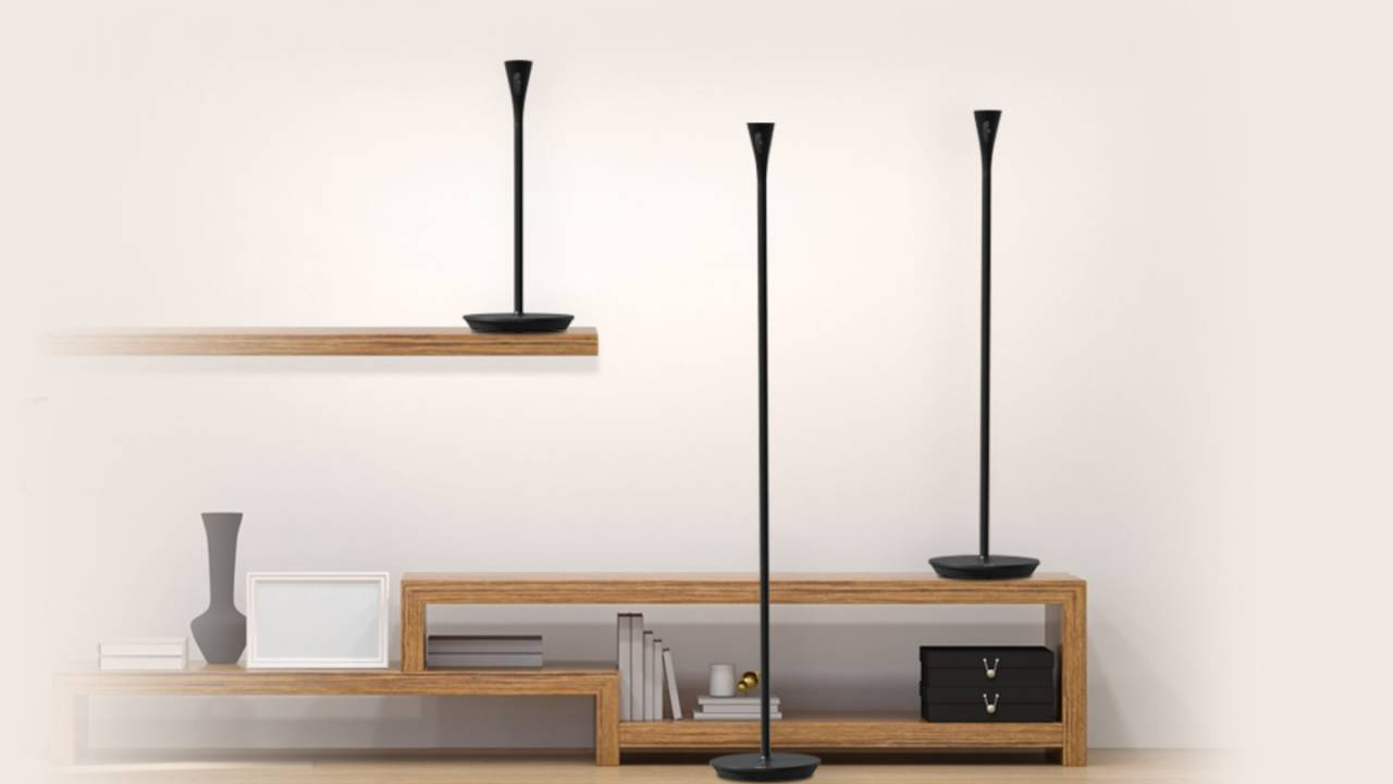 Panasonic floor lamp with built-in hidden camera now available