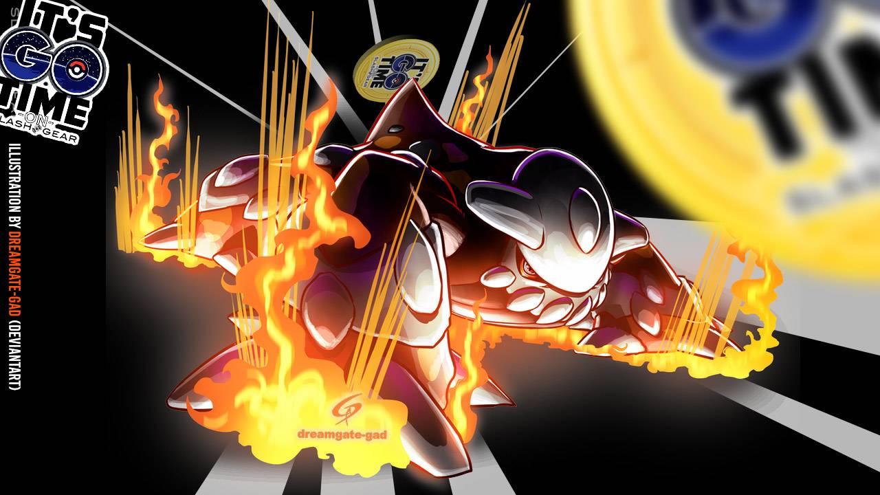 Shiny Heatran Pokemon GO counters, best CP, and seeking tips