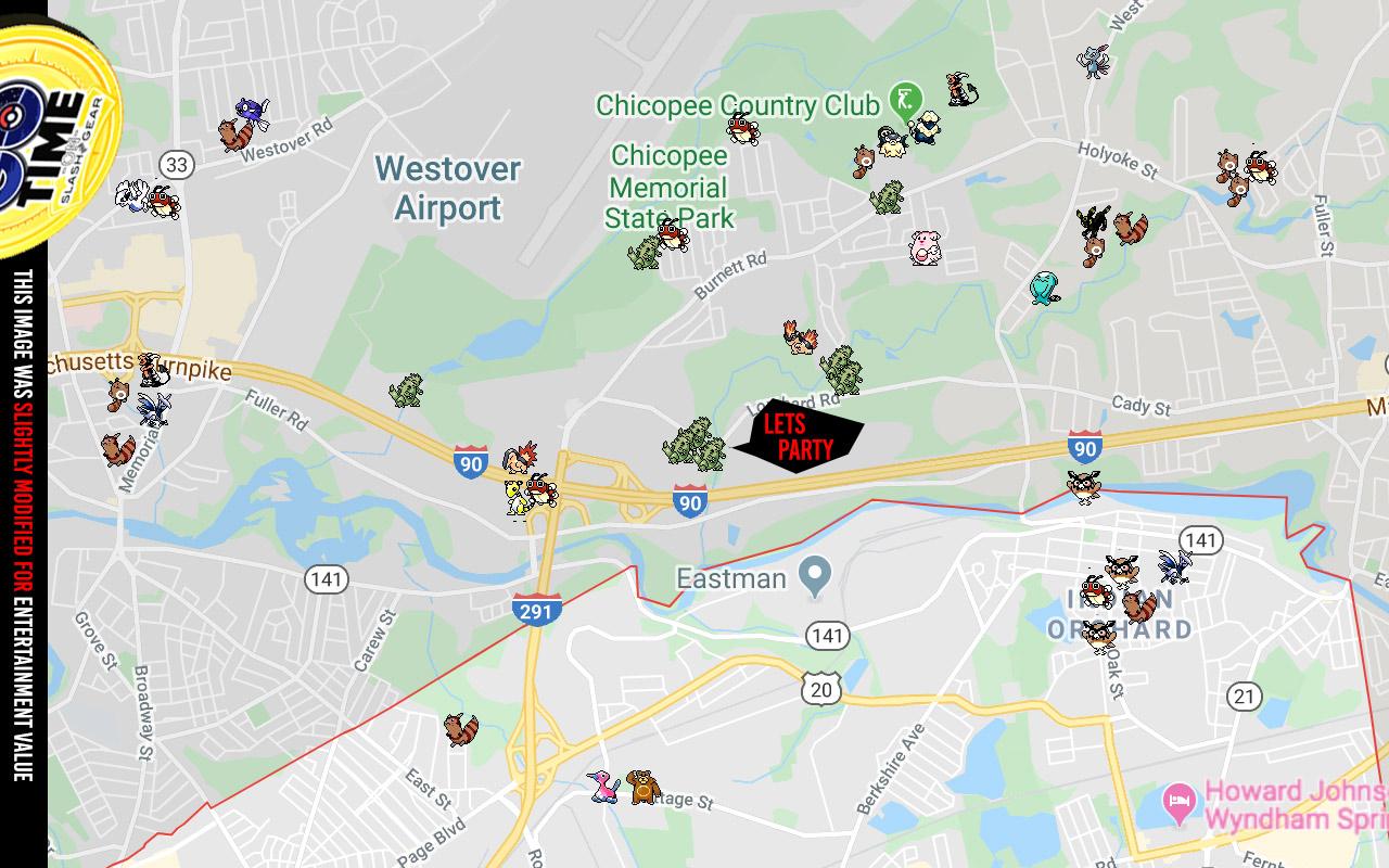 Pokemon Go Maps Scanners Trackers Pokevision Alternatives Still