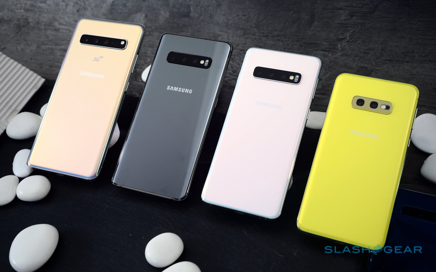 Samsung Galaxy S20 5g Color Leak Lets You Pick Your Favorite Slashgear