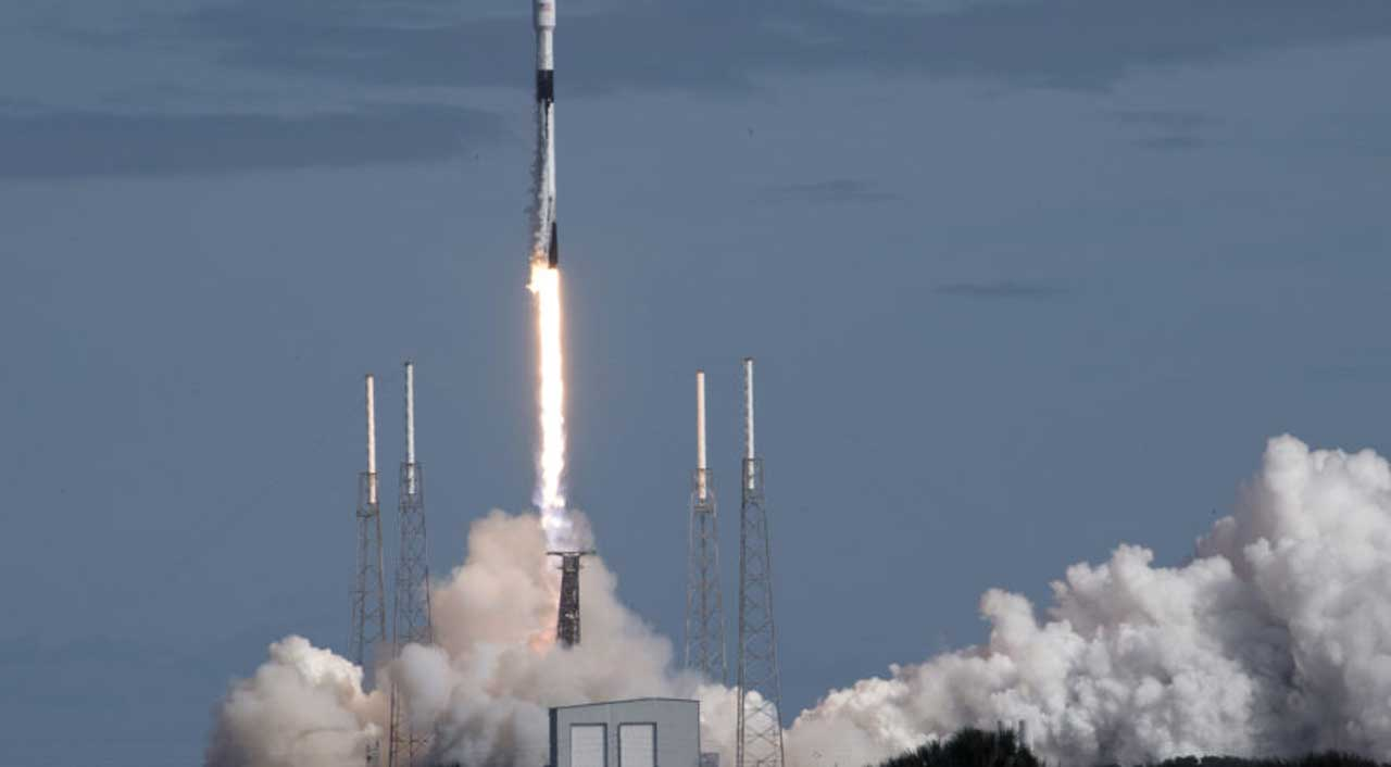 SpaceX Starlink satellite launch today will be first under U.S. Space Force