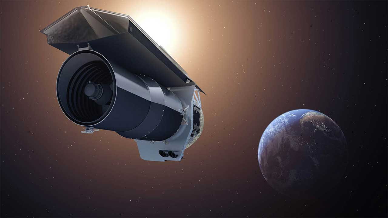 NASA says goodbye to the Spitzer Space Telescope after 16-years
