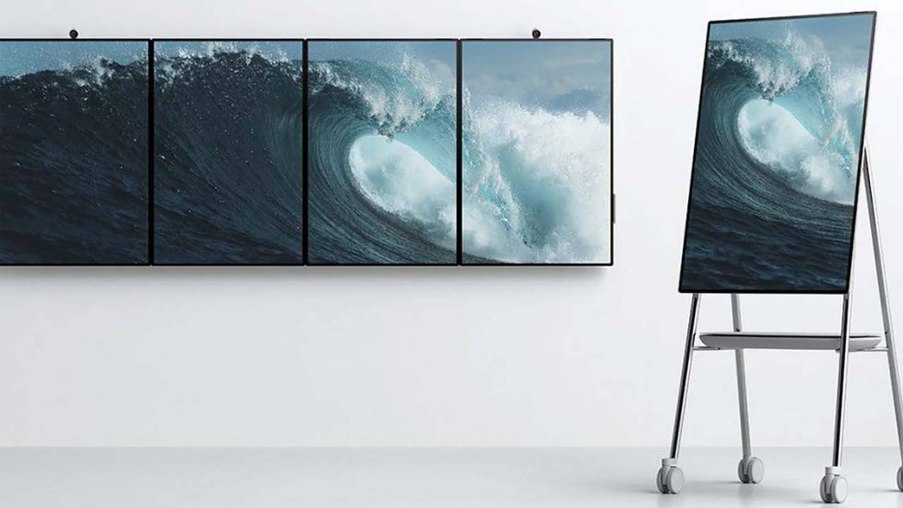 Microsoft leak claims Surface Hub 2X may have been canceled
