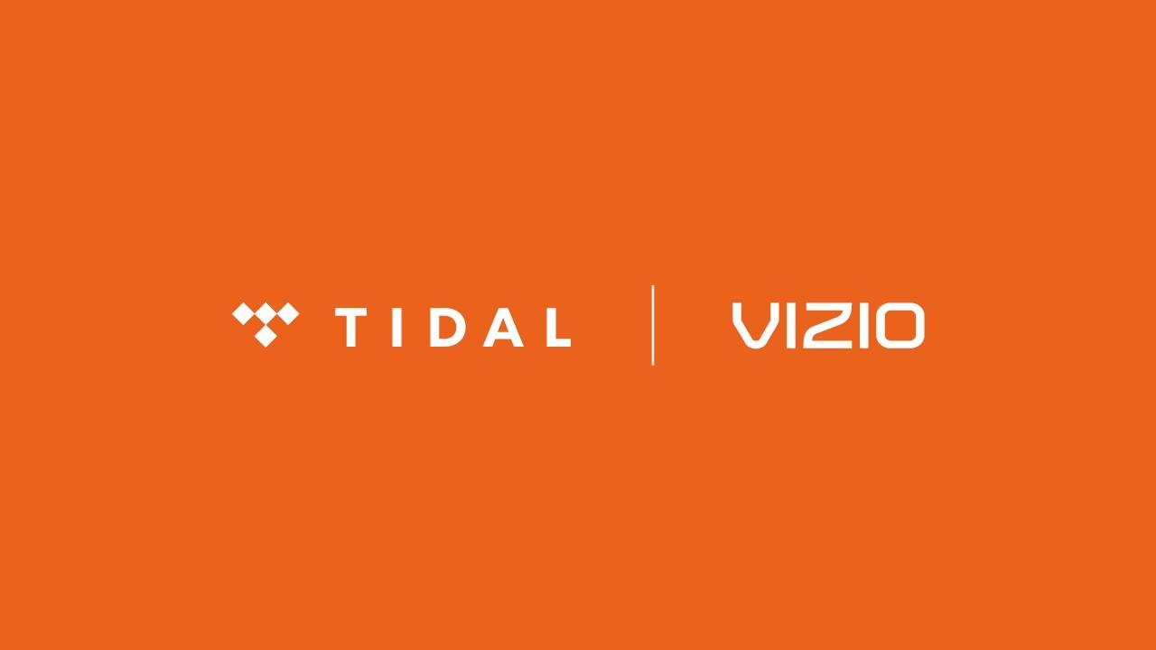 TIDAL streaming service arrives on Vizio SmartCast TVs