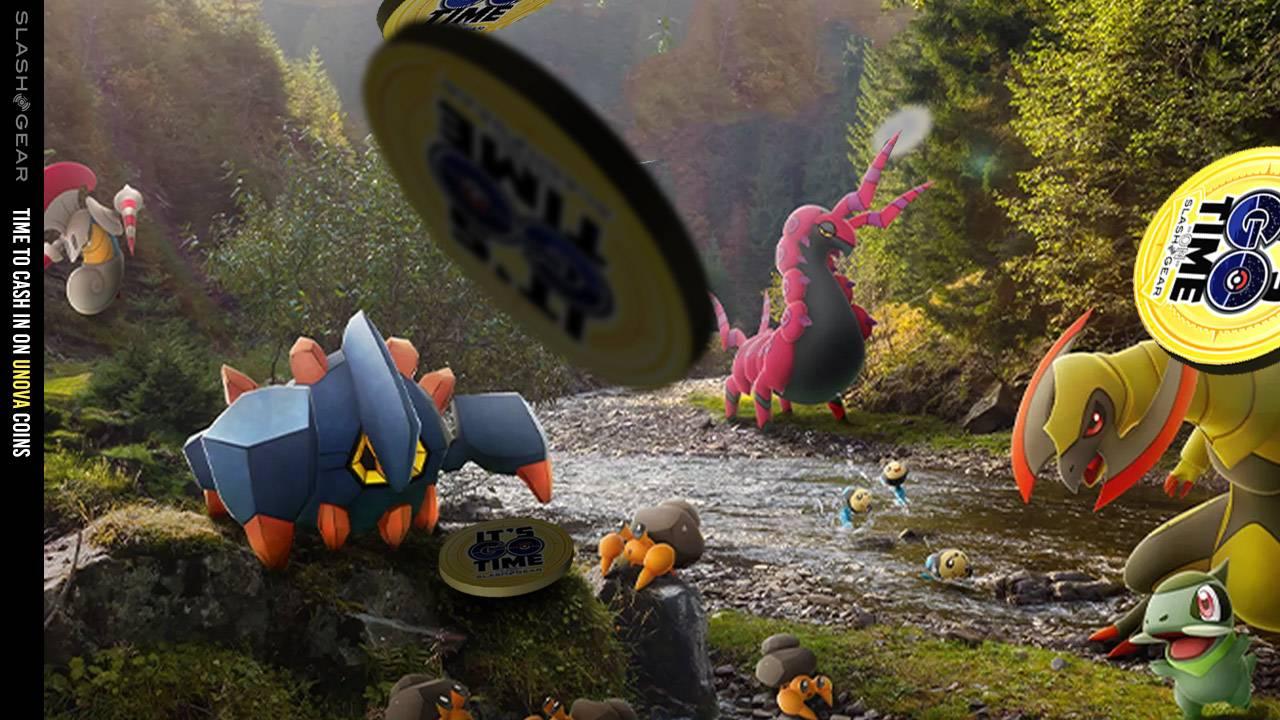 Pokemon GO Gen 5 update: Unova new way to trade?
