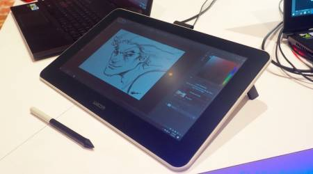 Wacom One hands-on at CES 2020: the Cintiq for the masses