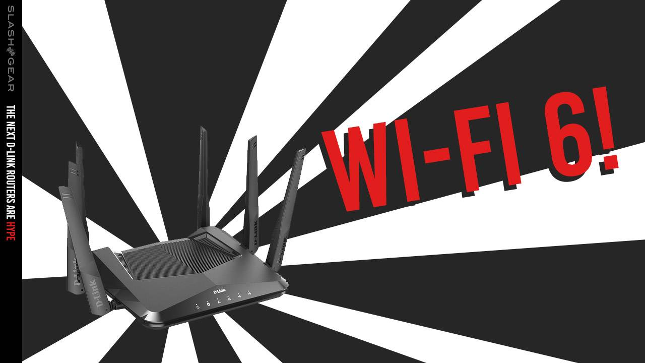 New D-Link routers work with Wi-Fi 6 and EasyMesh