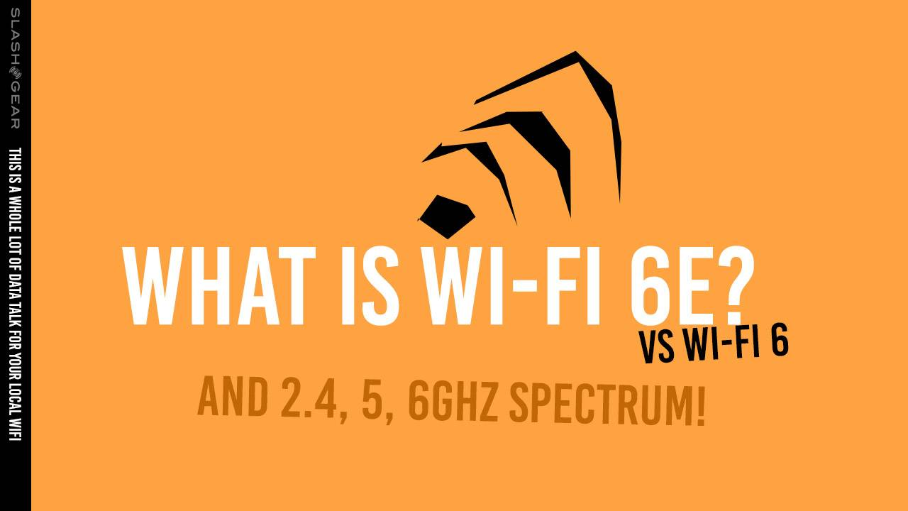 Wi-Fi 6E defined: Up to 6GHz to compliment 5G