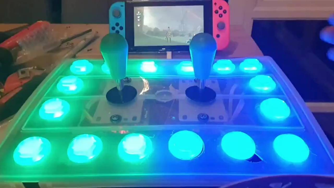 Xbox Adaptive Controller mod for Nintendo Switch brings joy to disabled kids