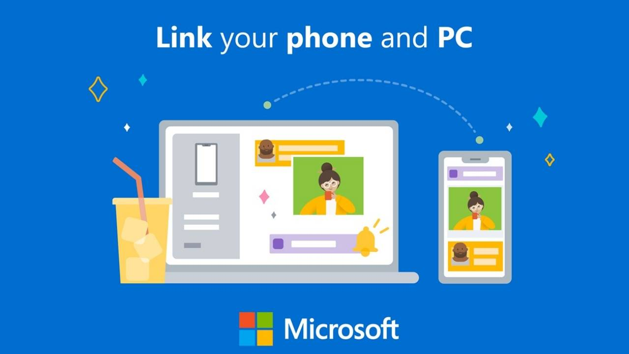 Windows 10 Your Phone might soon copy and paste content across devices