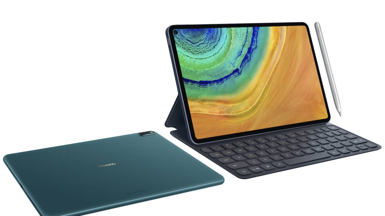 Huawei MatePad Pro is an Android iPad Pro clone with optional 5G
