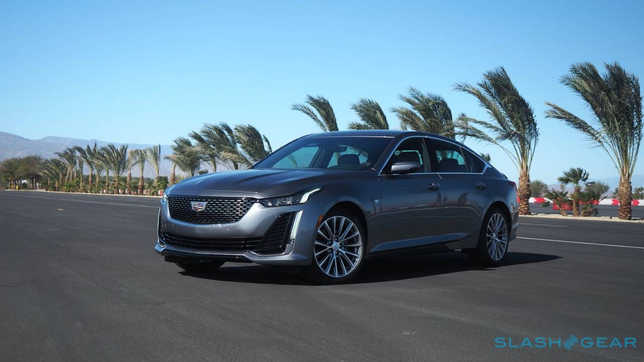 2020 Cadillac CT5 and CT5-V first drive: Context matters