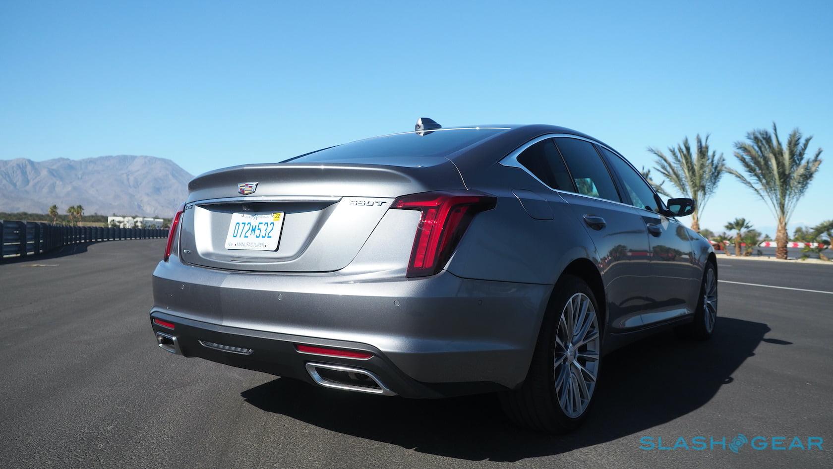 2020 Cadillac Ct5 And Ct5