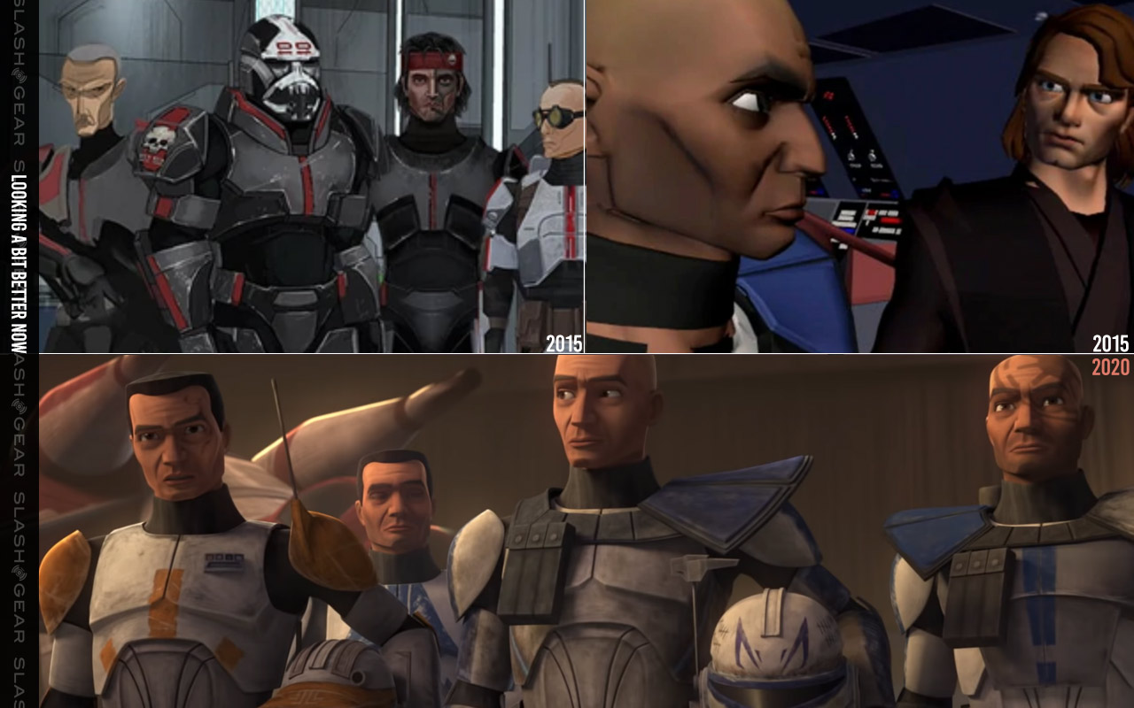 Why The New Star Wars The Clone Wars Season 7 Episodes 1 4 Seem