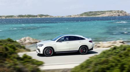 2021 Mercedes-AMG GLE 63 S Coupe Gallery