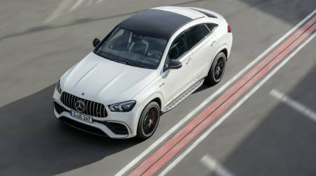 2021 Mercedes-AMG GLE 63 S Coupe is a 174mph reminder that SUVs aren't dull