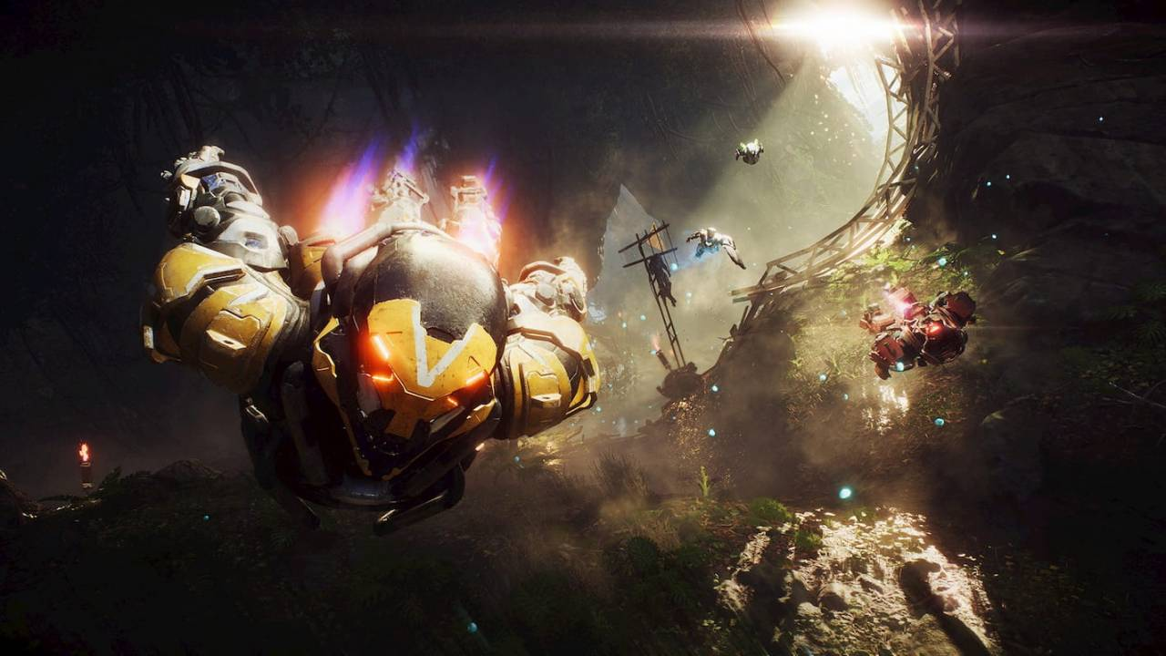 BioWare is officially redesigning Anthem