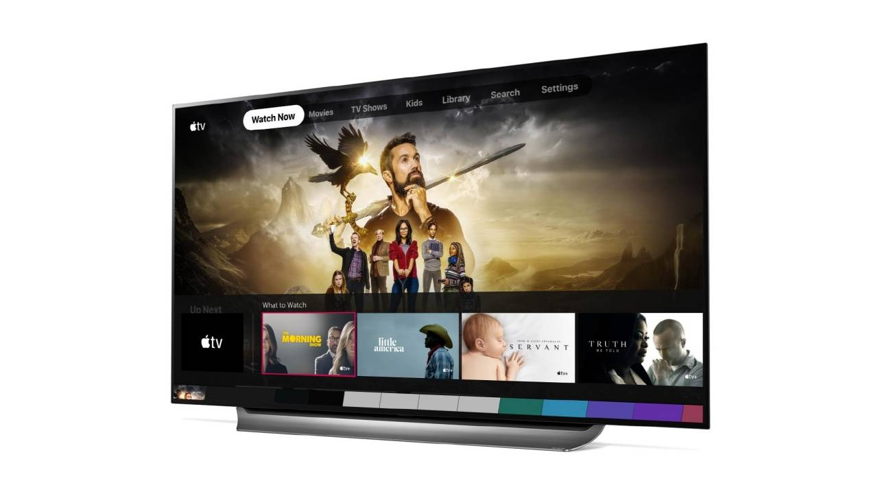 2019 LG smart TVs now have access to Apple TV+ via Apple TV app