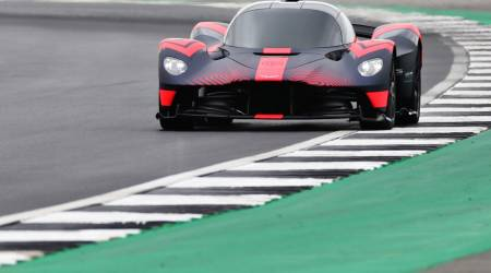 Aston Martin just iced its Valkyrie hypercar's racing ambitions