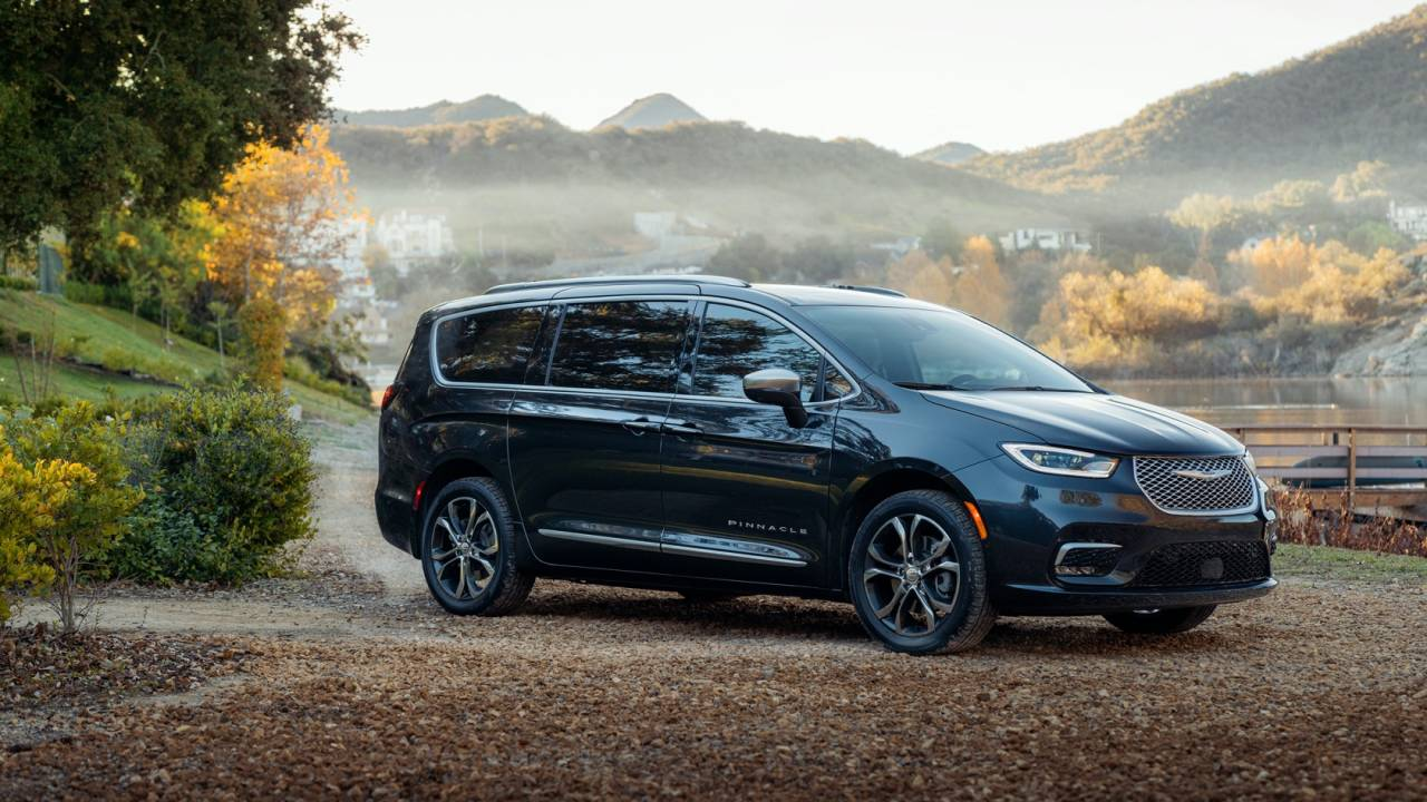 2021 Chrysler Pacifica Gallery