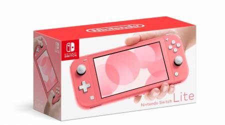 Switch Lite goes coral pink for spring – and there's some excellent news