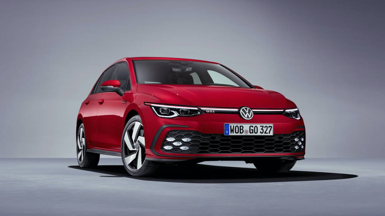2021 VW Golf GTI official: New hot hatch icon brings a GTE hybrid too