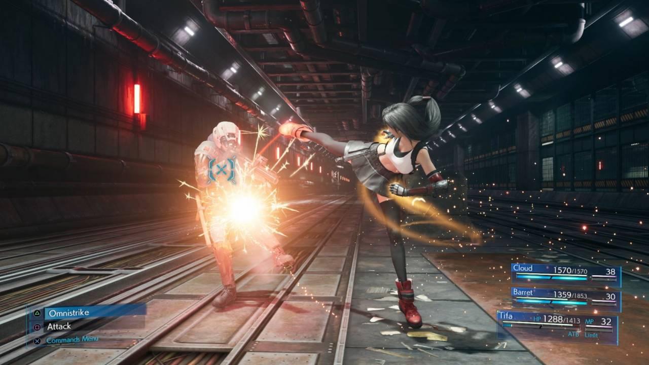 Final Fantasy VII Remake shows off a trio of DLC summons