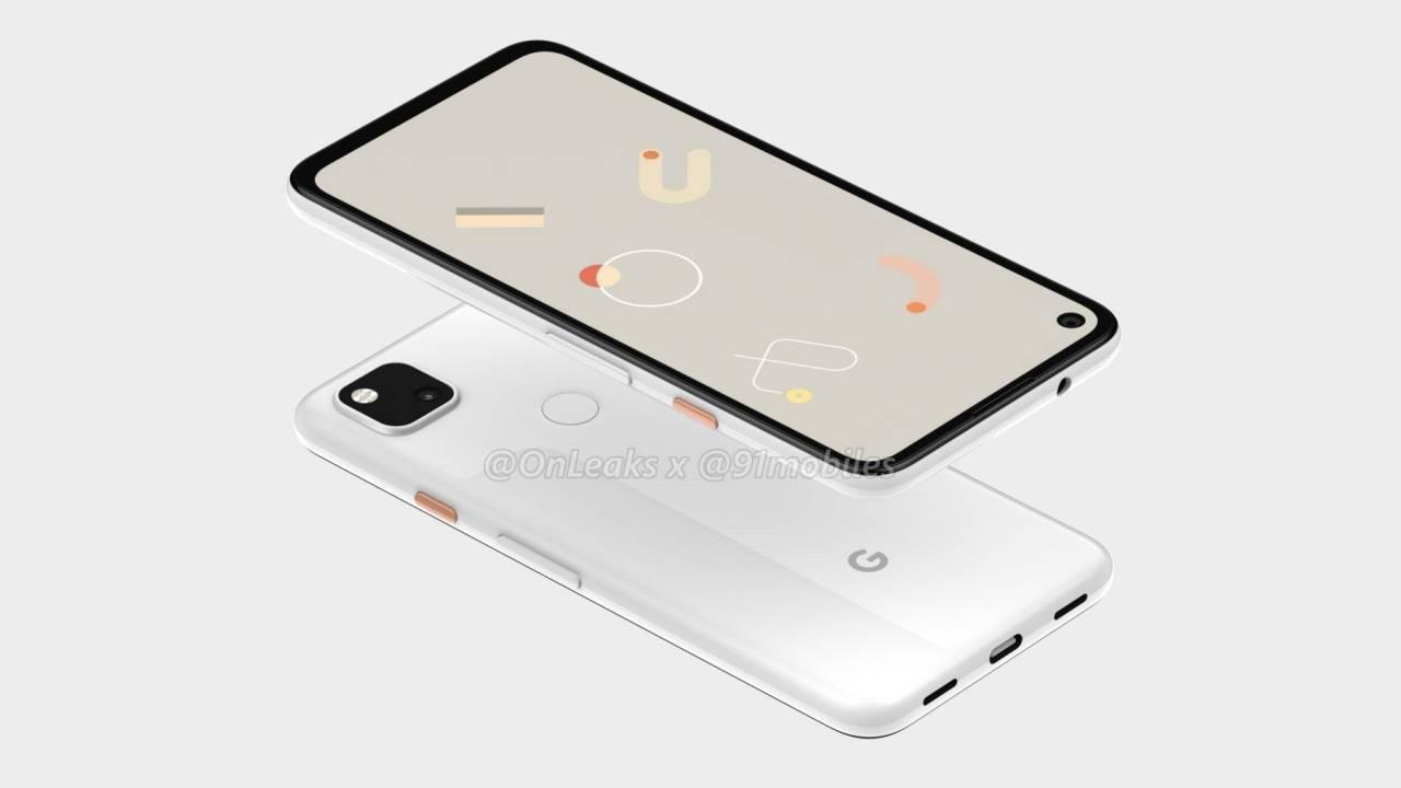 Pixel 4a leak hints at no 5G for mid-range 2020 Google phone