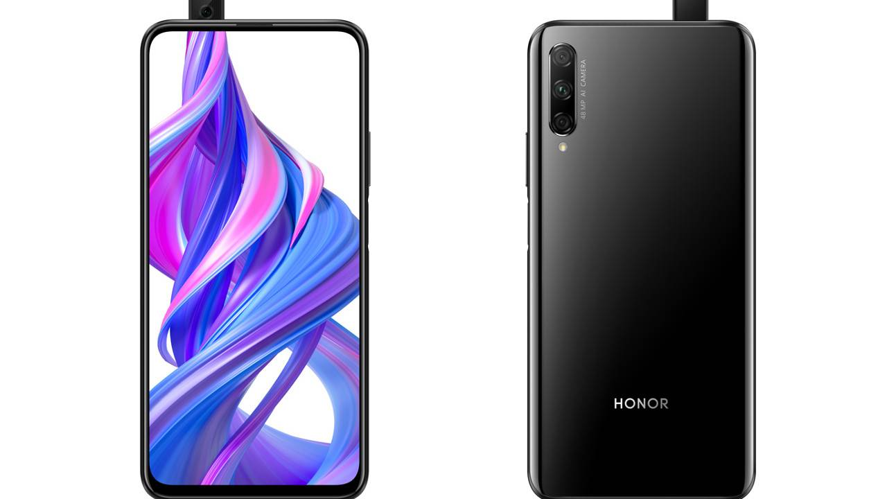 Honor 9X Pro heads west without Google