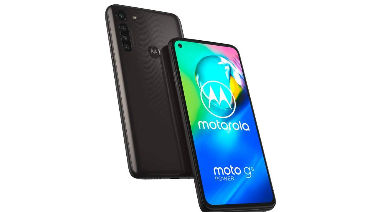 Moto G8 Power leaks and it's all Amazon's fault