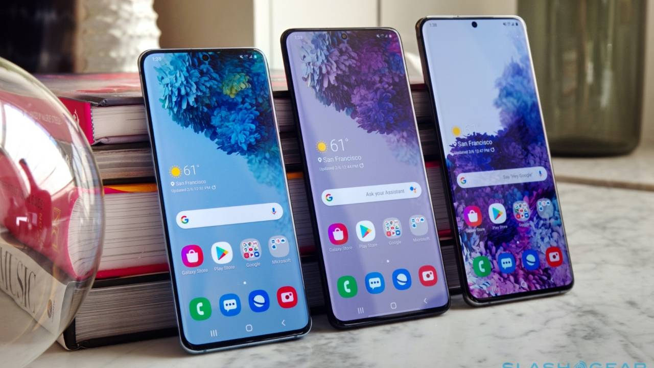 Galaxy S20 120Hz display details you should know about