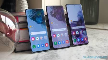 Samsung Galaxy S20 Gallery