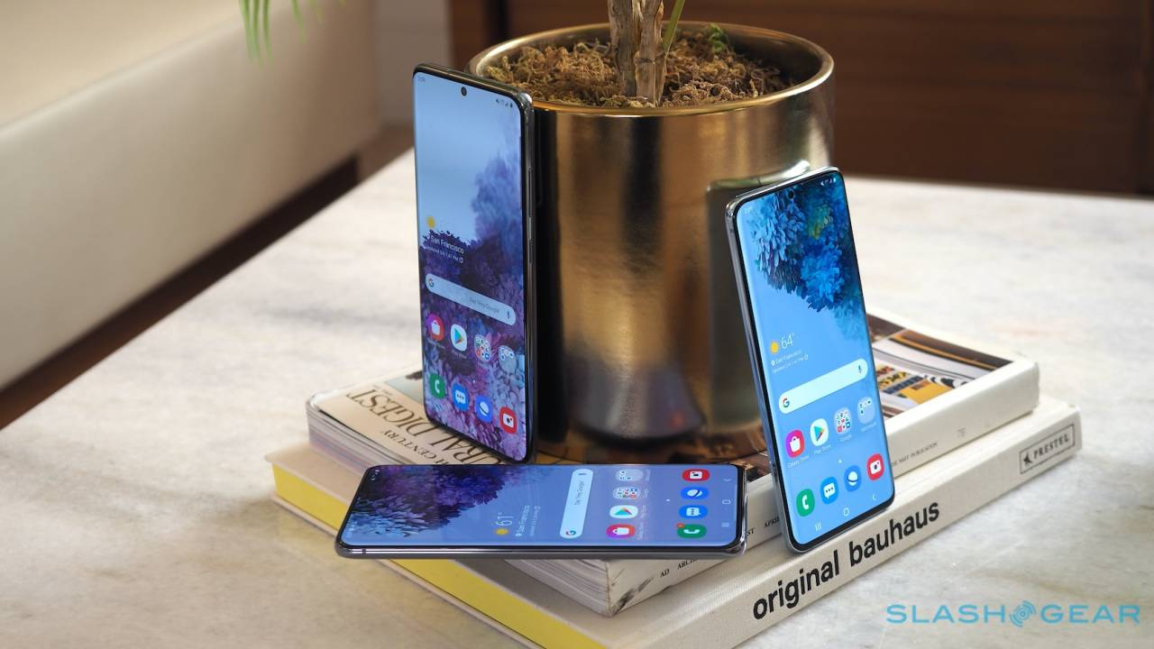 There's a weird hole in Samsung's Galaxy S20 5G line-up: Here's my theory