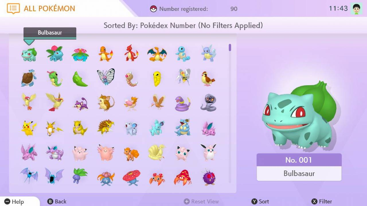 Pokemon HOME released with free and premium tiers today