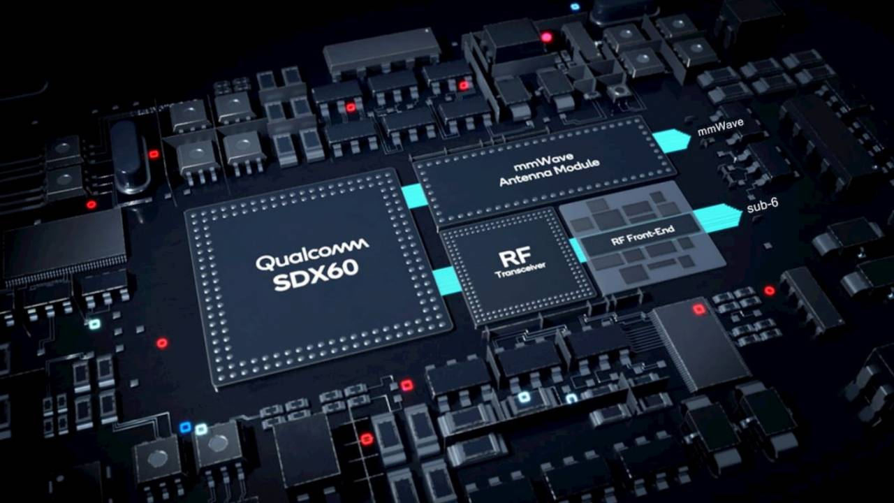 Qualcomm Snapdragon X60 prepares for wider 5G roll out