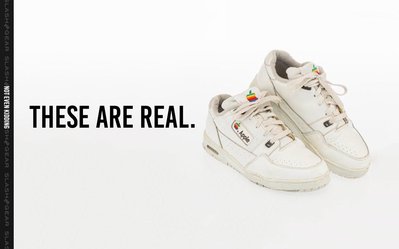 Genuine Apple Sneakers resurface