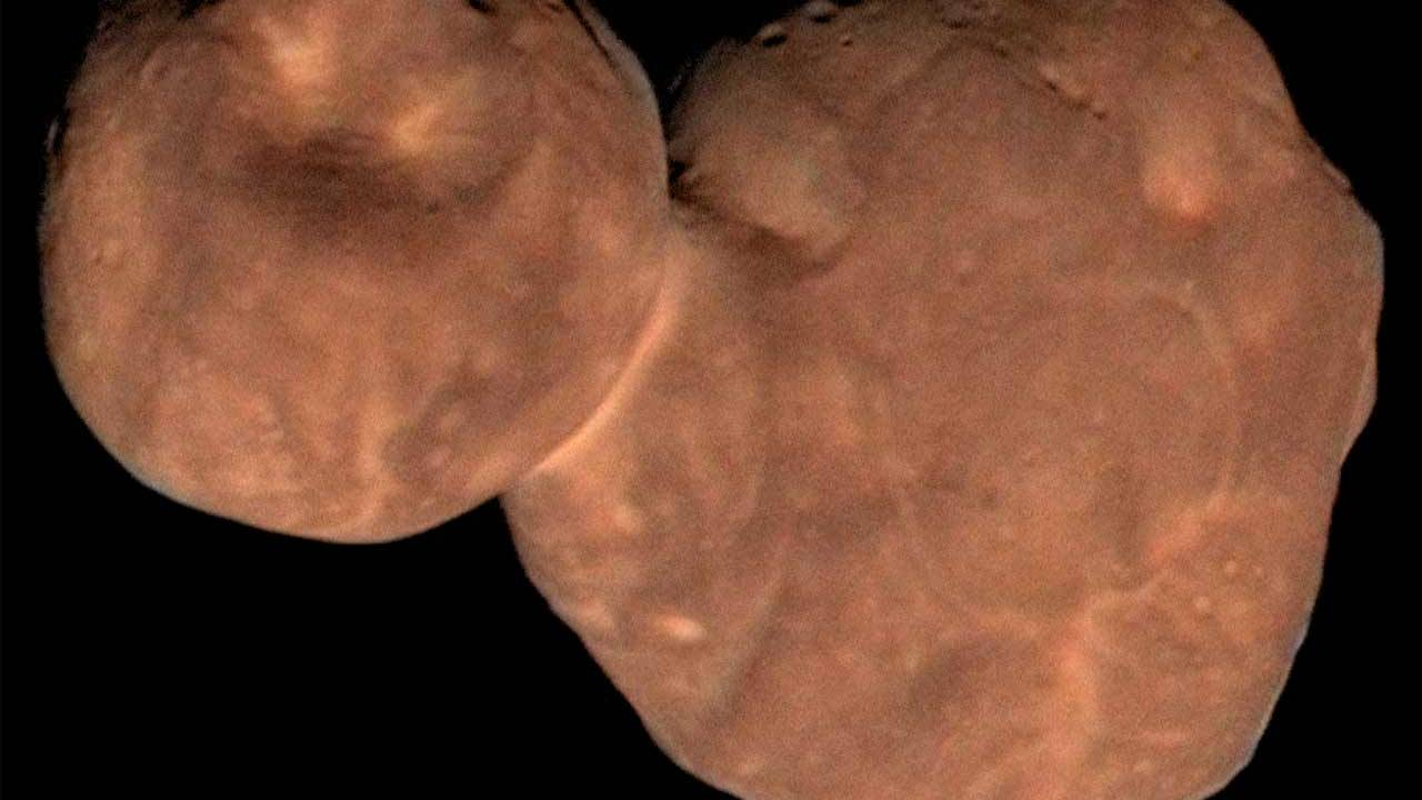 New Horizons mission shines a light on how planets form