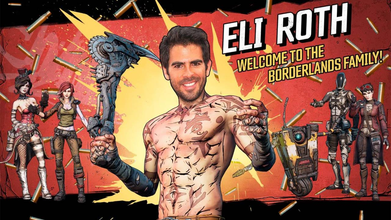 Lionsgate's Borderlands movie scores Eli Roth as director