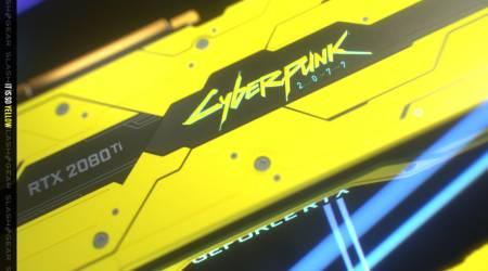 NVIDIA GeForce RTX 2080 Ti Cyberpunk 2077 Edition made to be rare