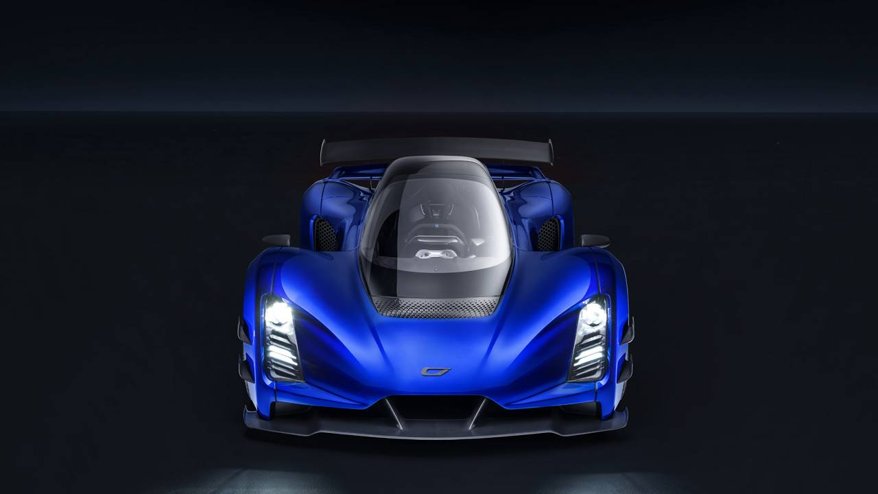 Czinger 21C hybrid hypercar hits 62 mph in 1.9 seconds