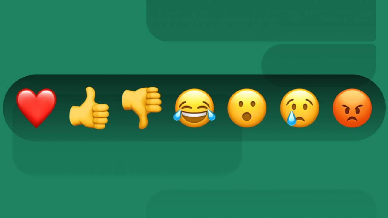 Signal encrypted messaging app starts testing emoji reactions