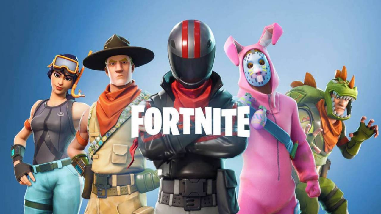 Fortnite's next major update may change the way buildings crumble