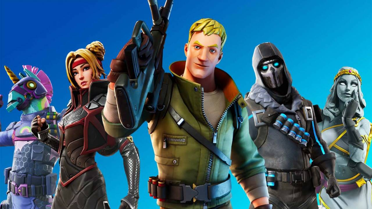 Kentucky bans Fortnite from esports programs over gun concerns