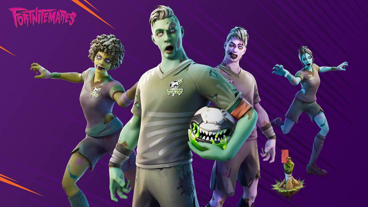 Fortnite may soon feature a survival LTM with infected players