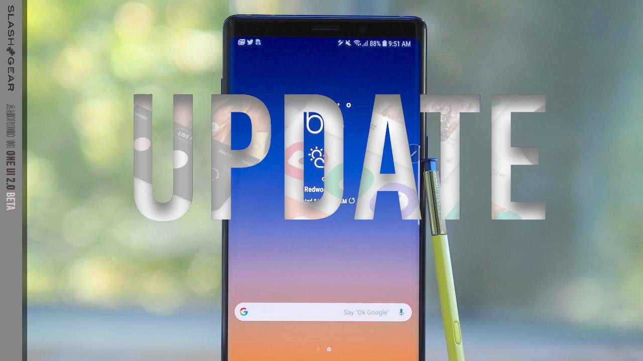 Samsung Android 10 update shocks Galaxy Note 9 users in USA
