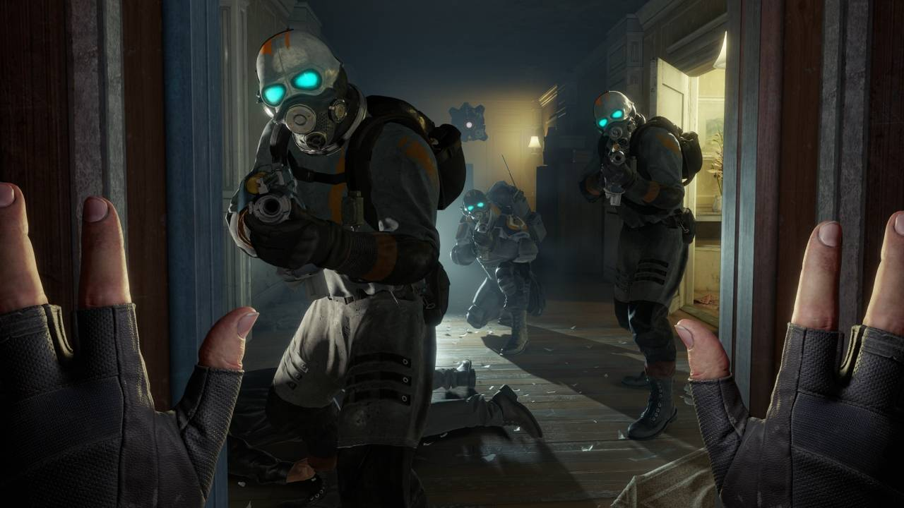 Half-Life: Alyx launch date has finally been revealed