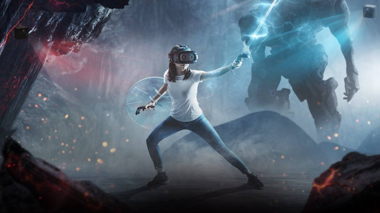 HTC VIVE Cosmo Elite pre-orders begin, shipping next month