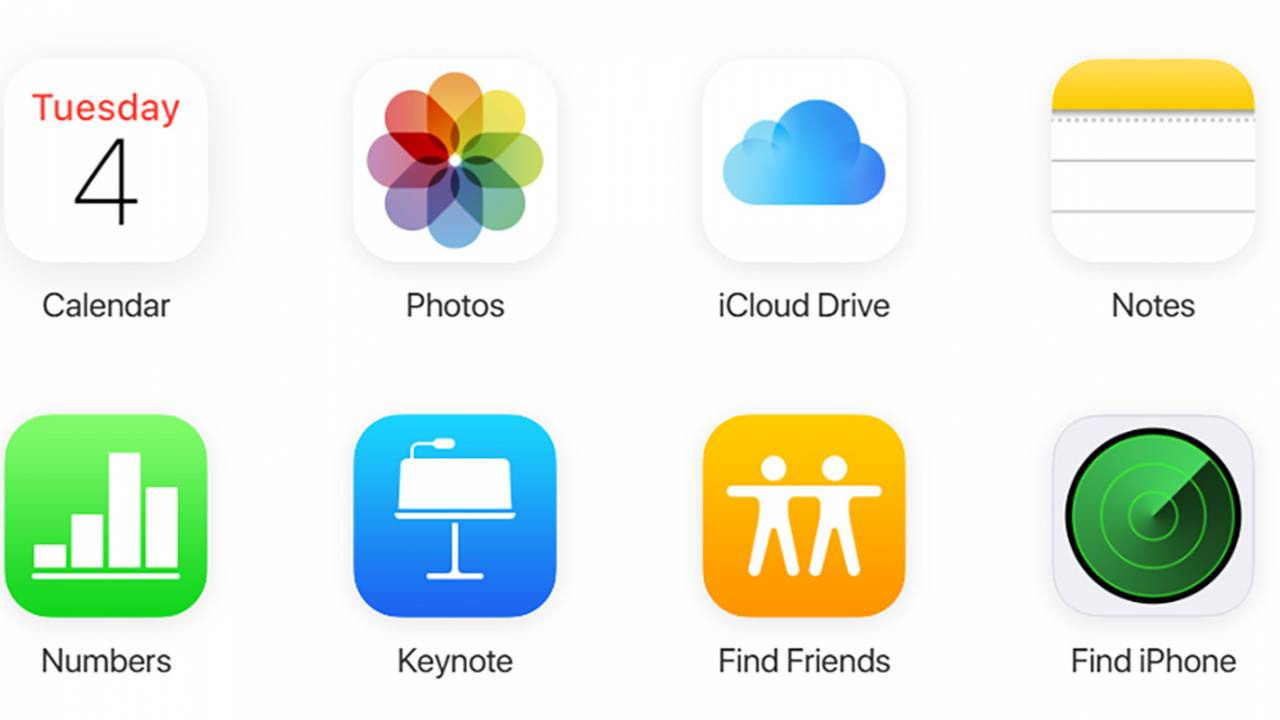 Apple updates iCloud.com with support for mobile browsers