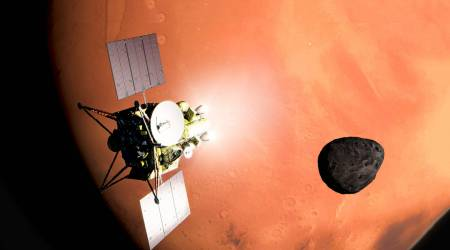 Japan's MMX mission will pluck a sample from Martian moon Phobos
